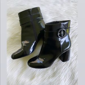 Nine West | Rubber Ankle Booties